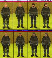 Ivan Braginsky & Russian Spetsnaz Heavy Trooper Pack