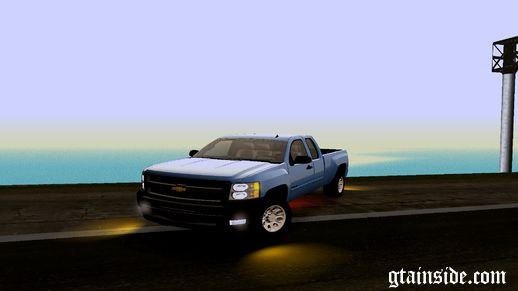 2013 Chevrolet Silverado 2500HD Stock Trim