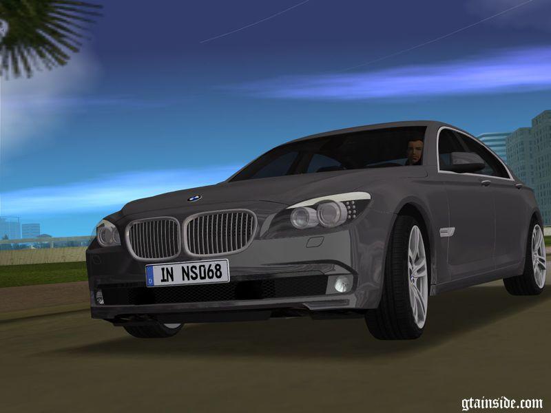 BMW M7 F02 Concept
