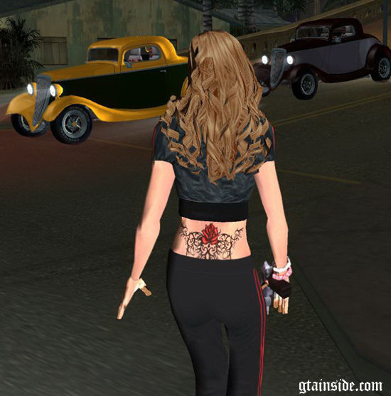 Gta san andreas - girlfriend dating hot coffee with denise