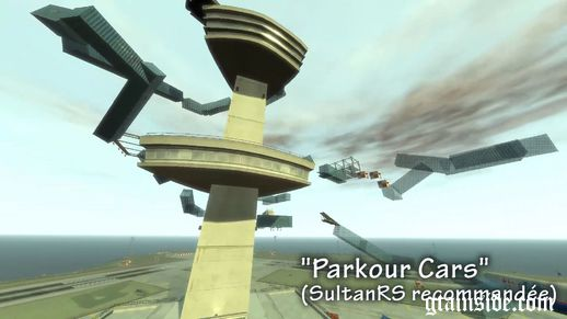 Parkour Cars - Airport