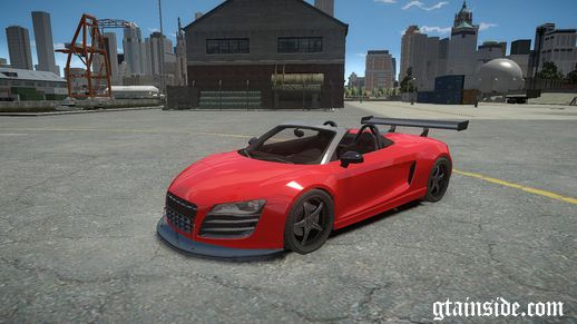 Audi Spider Body Kit (NFS SHIFT 2)
