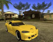 Dodge Viper GTS Tunable v1.0