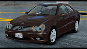 Mercedes-Benz CLK 55 AMG Stock