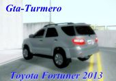 Toyota Fortuner 2013 Original