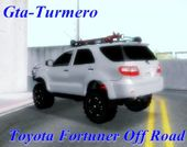 Toyota Fortuner 2013 Off Road