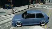 Volkswagen Golf II Low is a life style