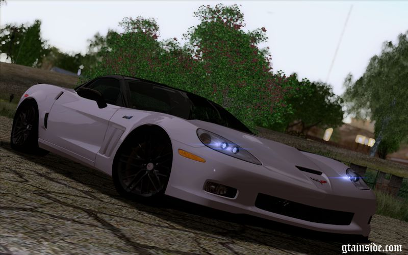 Gta San Andreas 2010 Chevrolet Corvette Zr1 Mod Gtainside