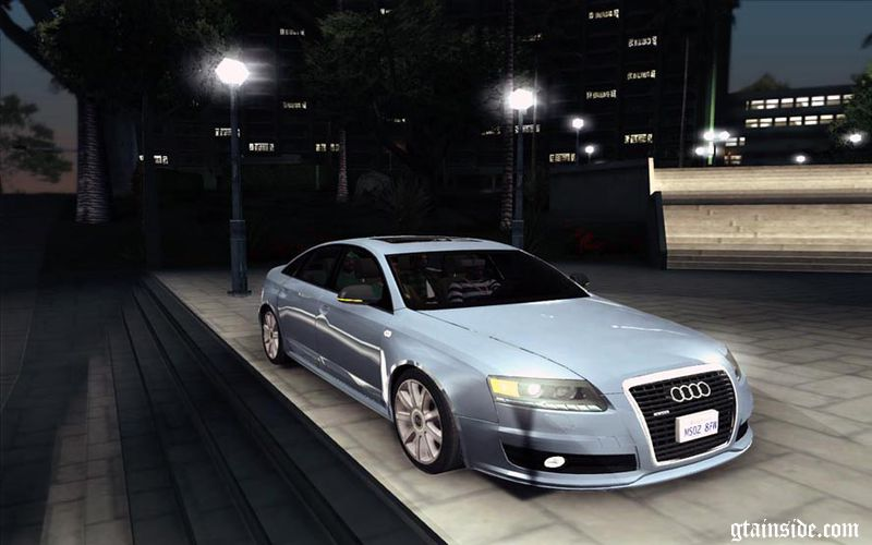 gta san andreas 2010 audi a6 4 2 quattro mod. Black Bedroom Furniture Sets. Home Design Ideas