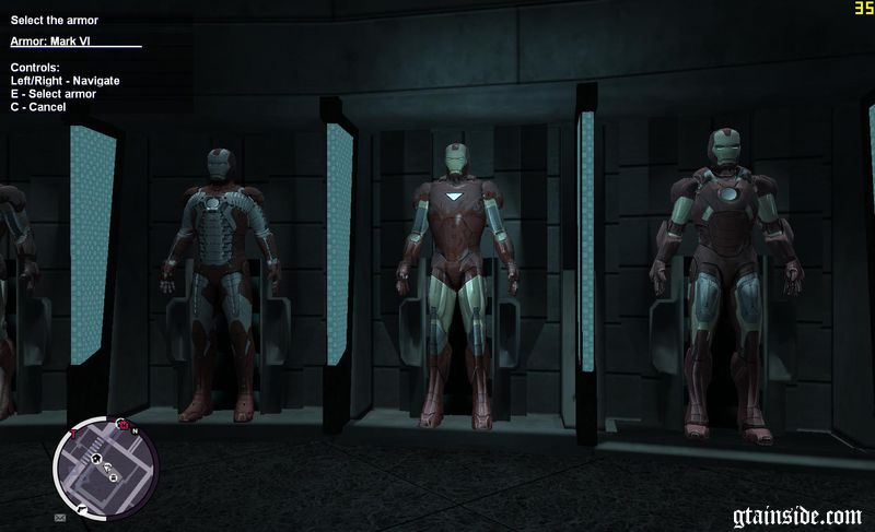 GTA 4 Iron Man IV v2 0 Mod - GTAinside com