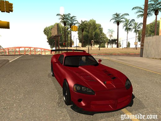 Dodge Viper SRT-10 ACR TT Black Revel