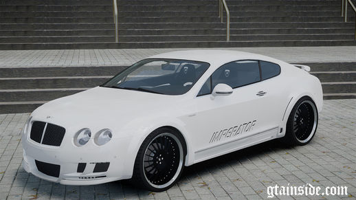 HAMANN Bentley Continental GT Imperator 2009 [EPM]