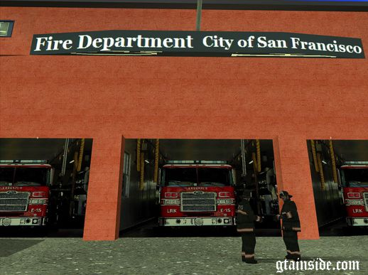 SF Fire Department