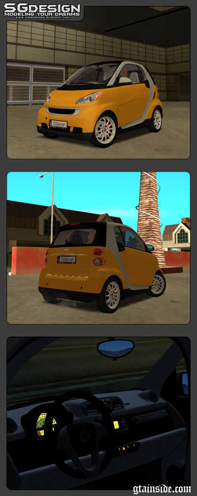 Smart ForTwo 2012 - Stock