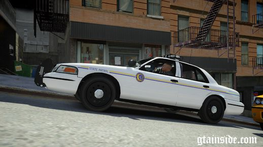 GTA V North Yankton CVPI Textures