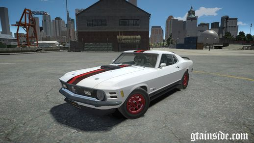 Ford Mustang Mach 1 Twister Special (GRID 2)