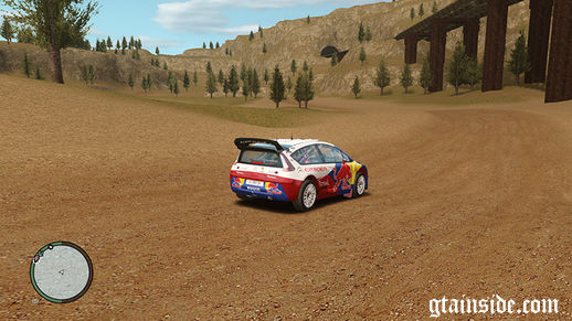 Cliffside Rally Beta