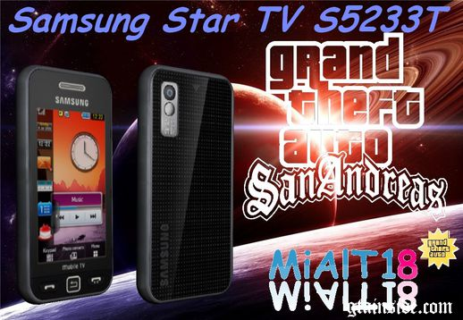 Samsung Star TV S5233T