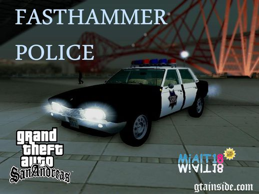 Fasthammer Police SF
