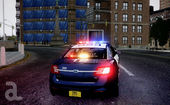 2013 Ford Police Interceptor - Liberty City Police Department (ELS)