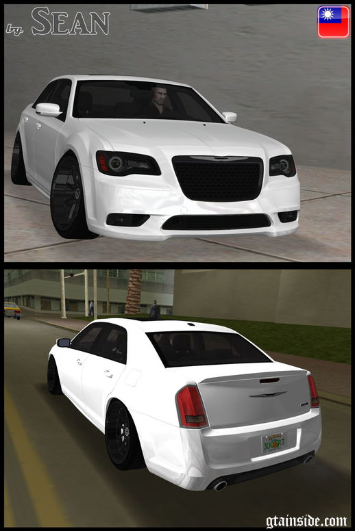 Chrysler 300 SRT-8 - Low 'n Slow