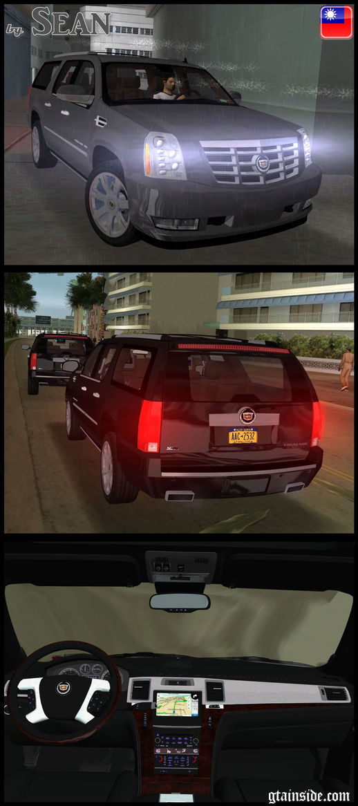 2012 Cadillac Escalade ESV Luxury