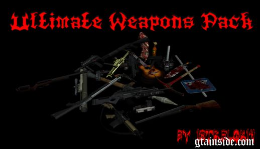 Ultimate Weapons Pack Bestversion