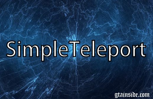 Simple Teleport with Auto-installer