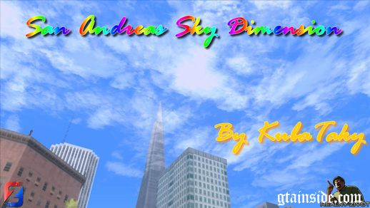 San Andreas Sky Dimension