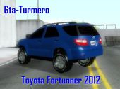 Toyota Fortunner 2012 Semi Off Road