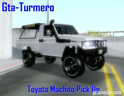 Toyota Machito Pick Up 2009
