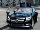 Mercedes-Benz SL500 2013