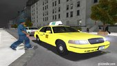 2003 Ford Crown Victoria P72 Taxi