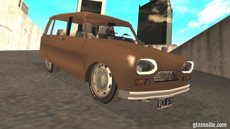 GTA San Andreas : Les copines