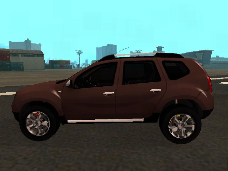 gta san andreas dacia duster 2014 mod. Black Bedroom Furniture Sets. Home Design Ideas