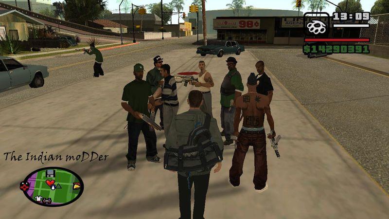Heavy Gang Mod V