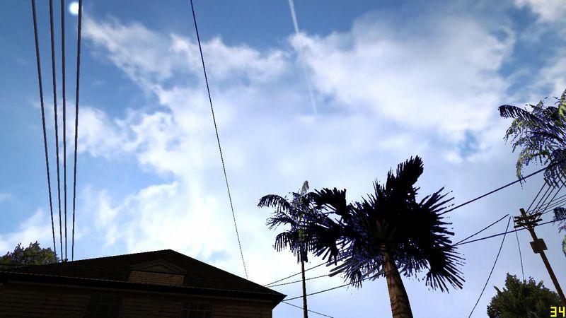 скачать мод для гта сан андреас на небо - фото 8