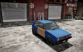 VW Golf MK1 Rat