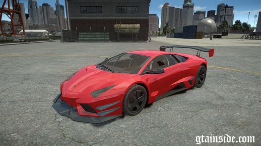 Lamborghini Reventon Body Kit Final (NFS SHIFT 2)