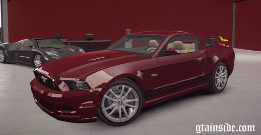 2013 Ford Mustang GT