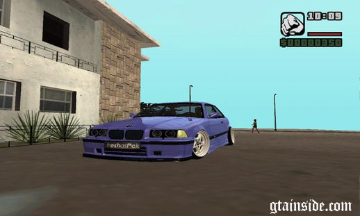 BMW E36 Low and Slow