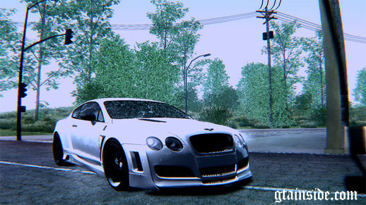 2011 Bentley Platinum Motorsports Continental GT V1.0