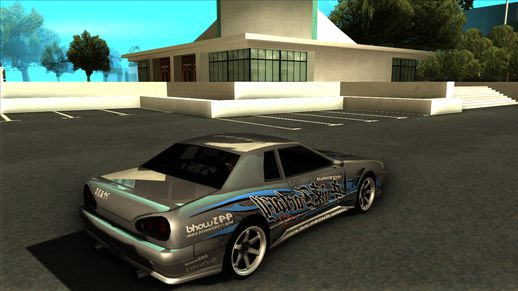 Elegy Paintjob By Enco