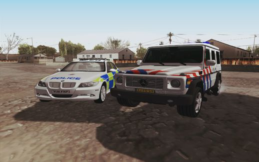 European Emergency Vehicle 2-Pack