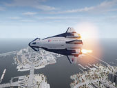 Space Shuttle (HAWX)