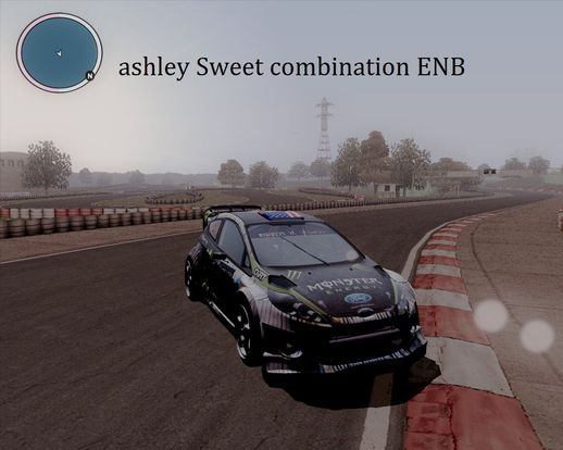 Ashley Sweet combination ENB