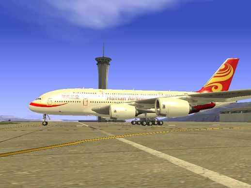 Hainan Airlines A380-800