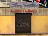 Los Santos Customs Garage