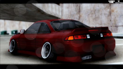 Nissan Silvia S14 Camber