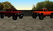 2001 Chevrolet Silverado 2500hd w\stacks v1